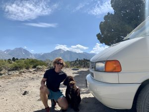 Vandemic Adventure- Eastern Sierras