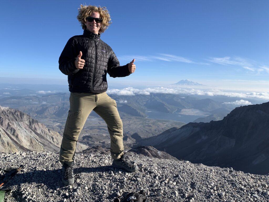 Morgan Willis Mount St. Helens