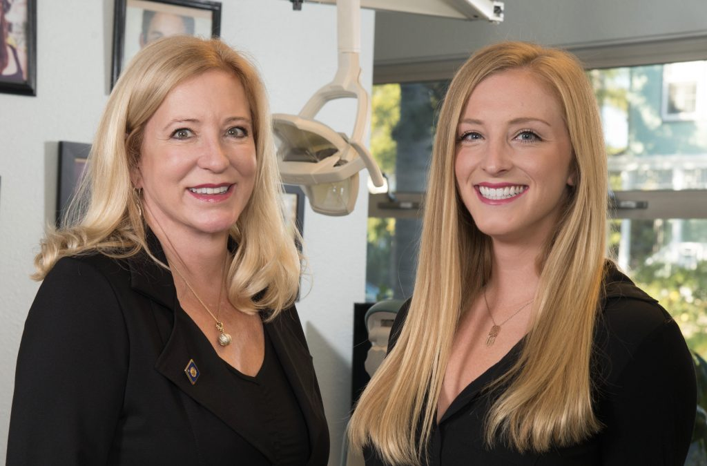Dr. Suzanne Popp and Dr. Natalie Bailey