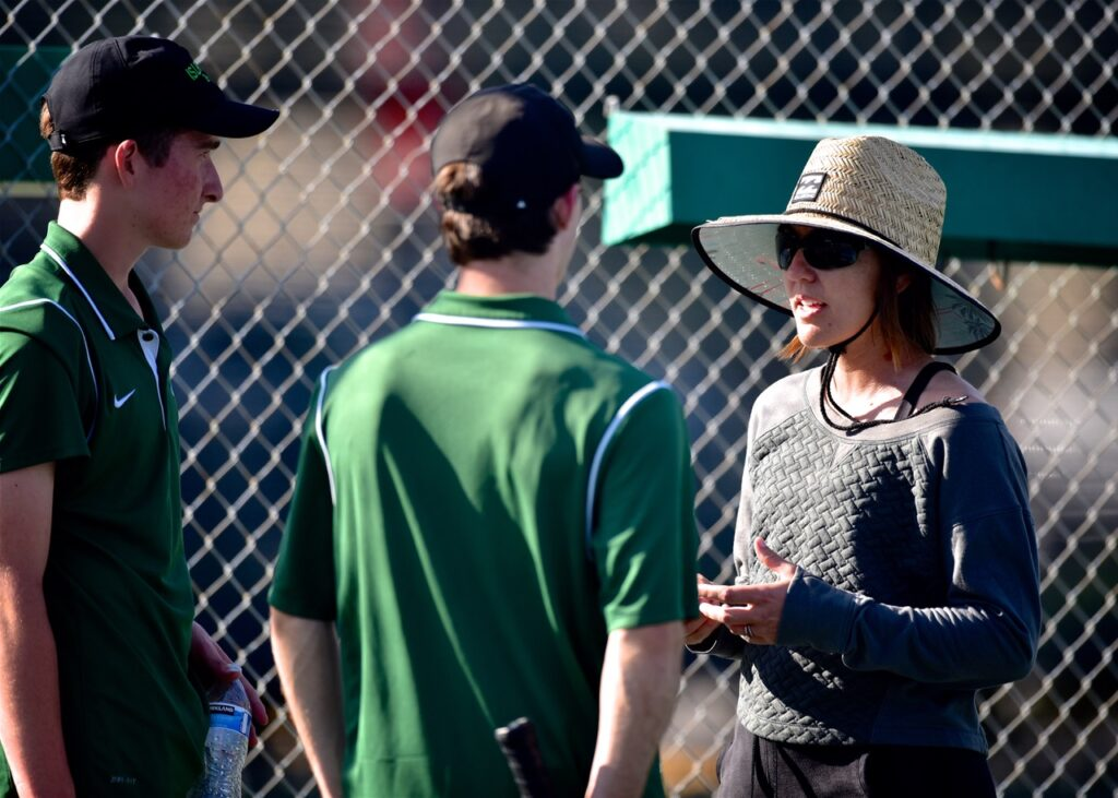 Coach Mackenzie White