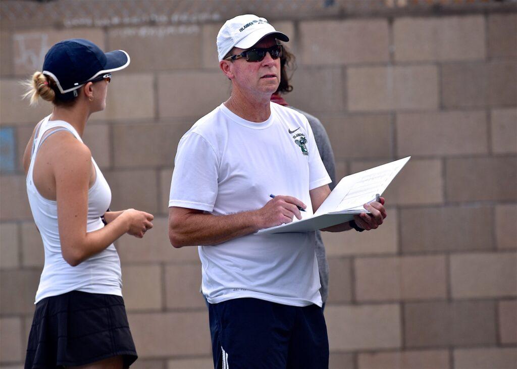 Coach Rob Moore