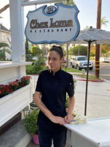 Chef Charleen Sandoval