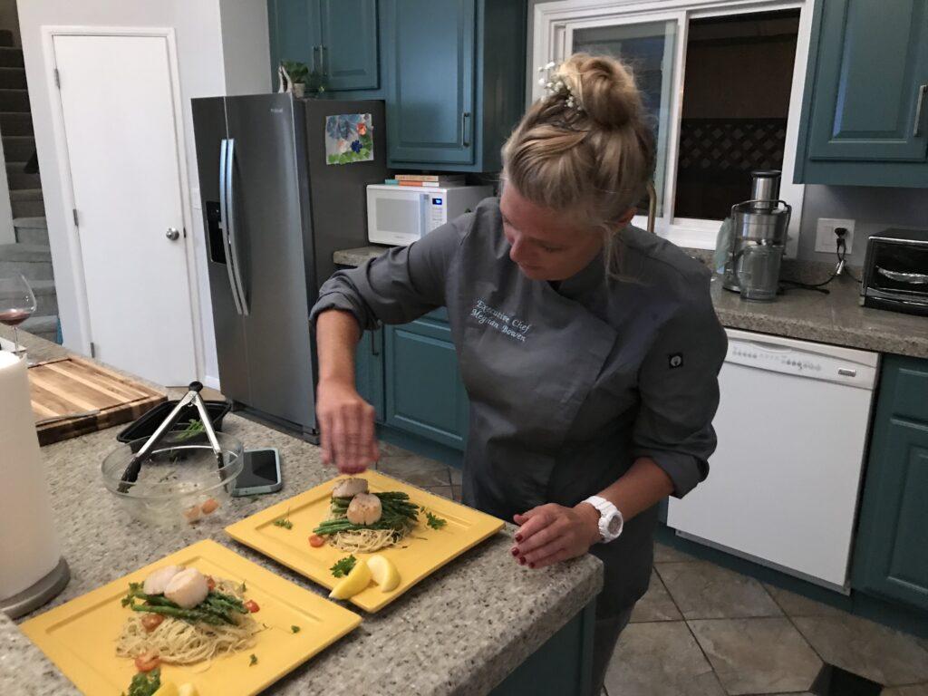 Chef Meghan Bowen Image: Coronado Times
