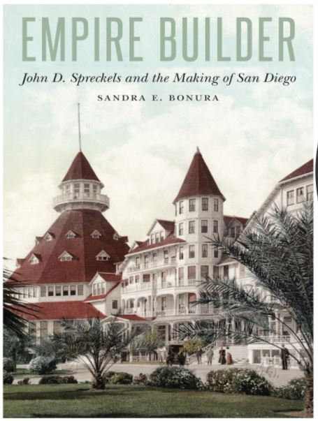 Empire Builder book cover