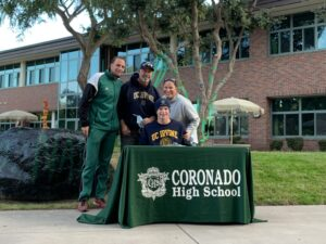Teddy Oliver – Waterpolo, UC Irvine