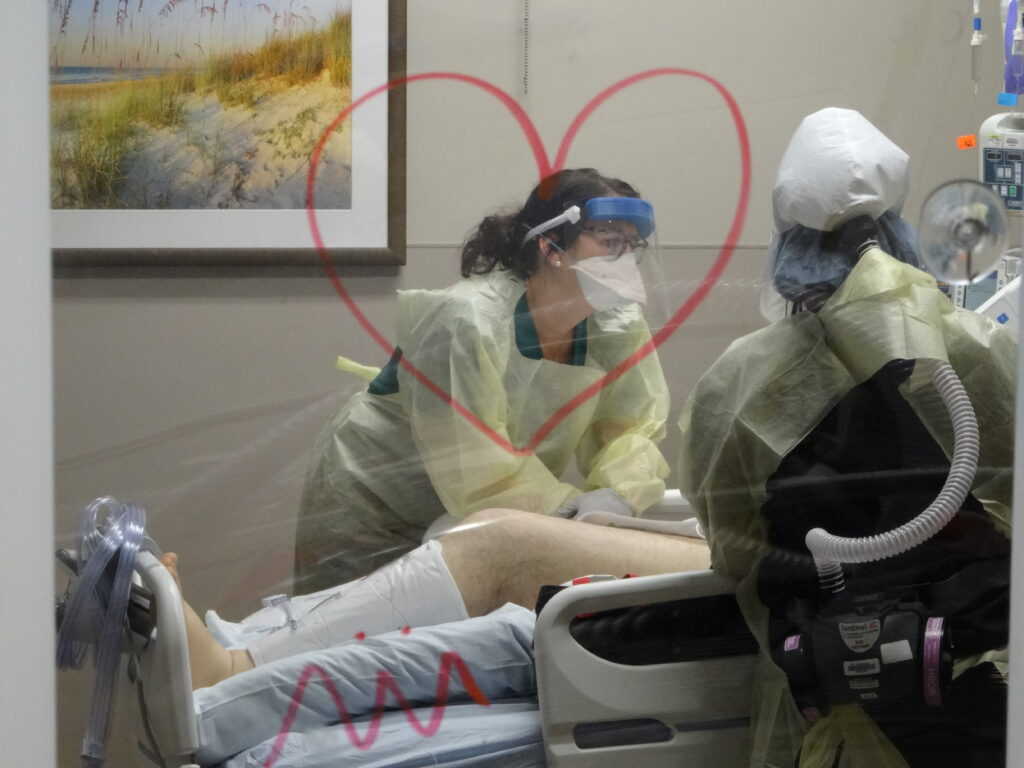 Photo courtesy of Sharp Coronado Hospital.