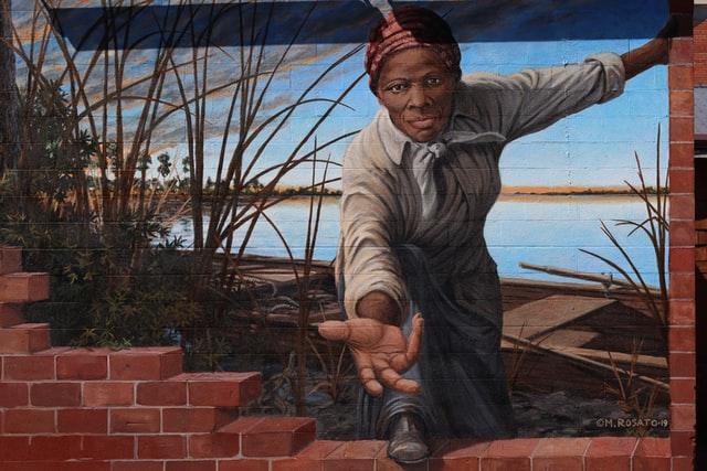 Harriet Tubman by Kirt Morrison Unsplash