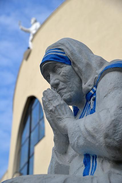 Mother Teresa - Pixabay image