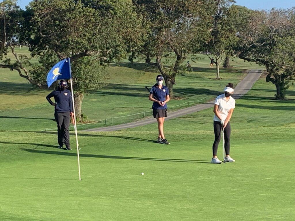 Samantha Lorr golf