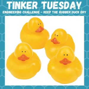 Tinker Tuesday: Engineering Challenge
