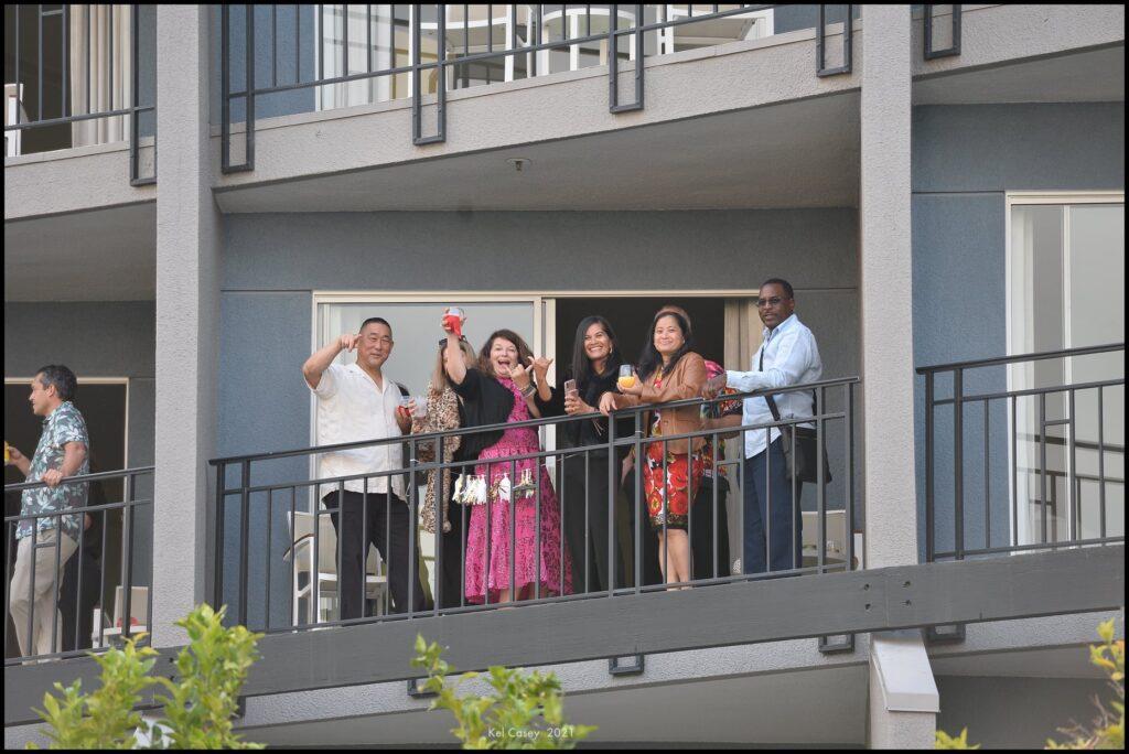 CSF Balcony Bash, Photo by Kel Casey