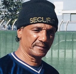 Danny McCray, the facilities supervisor for the Transitional Storage Facility, was once homeless himself.