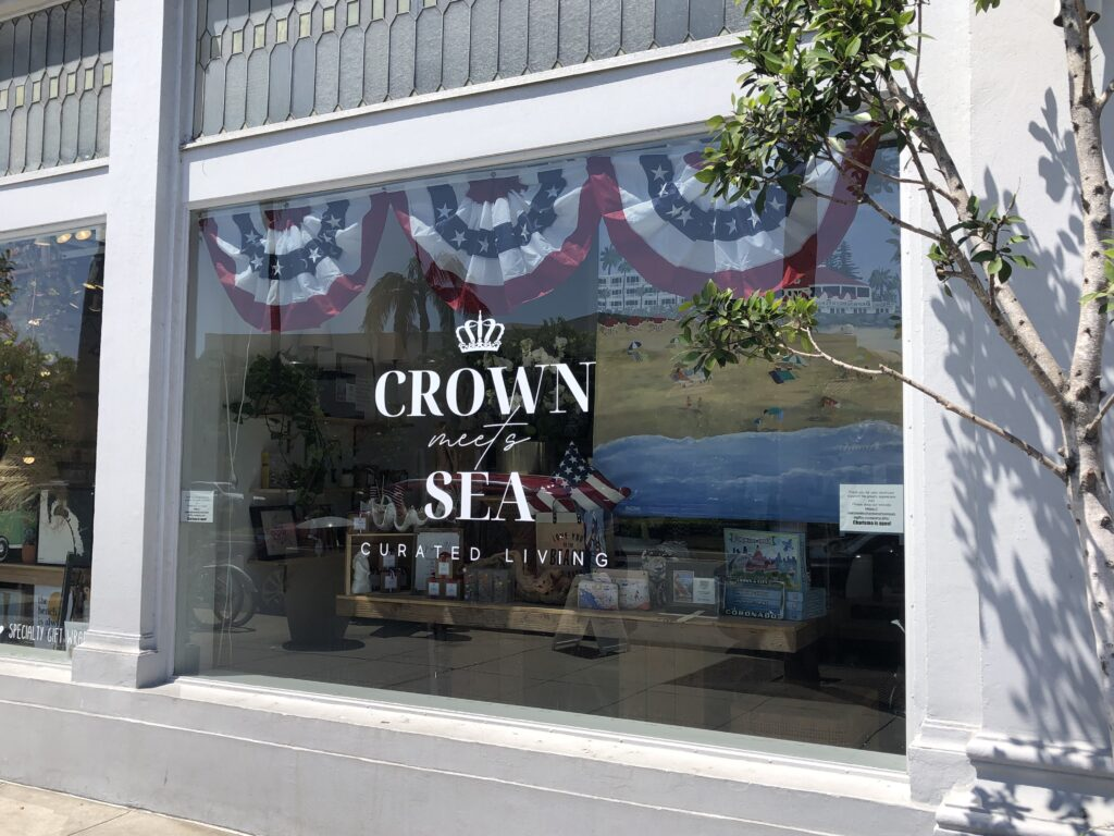 Crown Meets Sea formerly Charisma