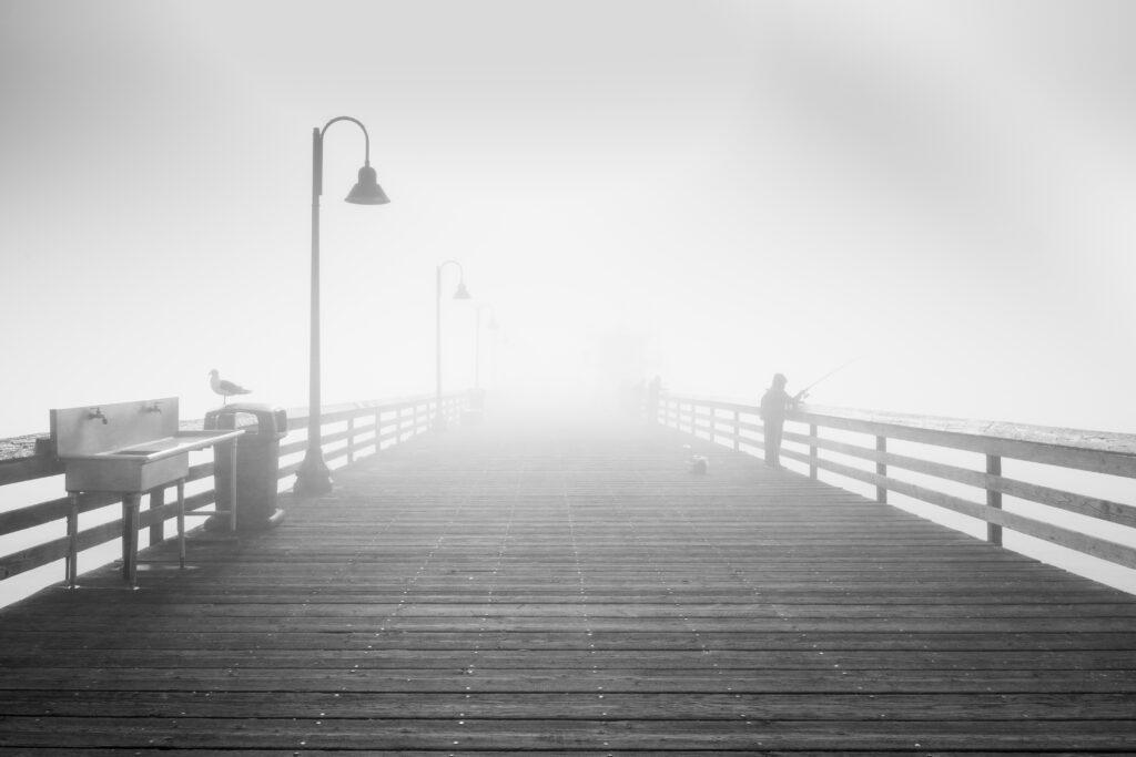 Imperial Beach Pier. Trina Fredericksen, Coronado Times