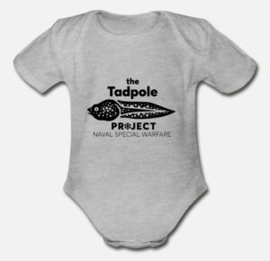 Baby bodysuit The Tadpole Project NSW