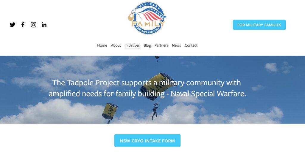 MFBC website home page