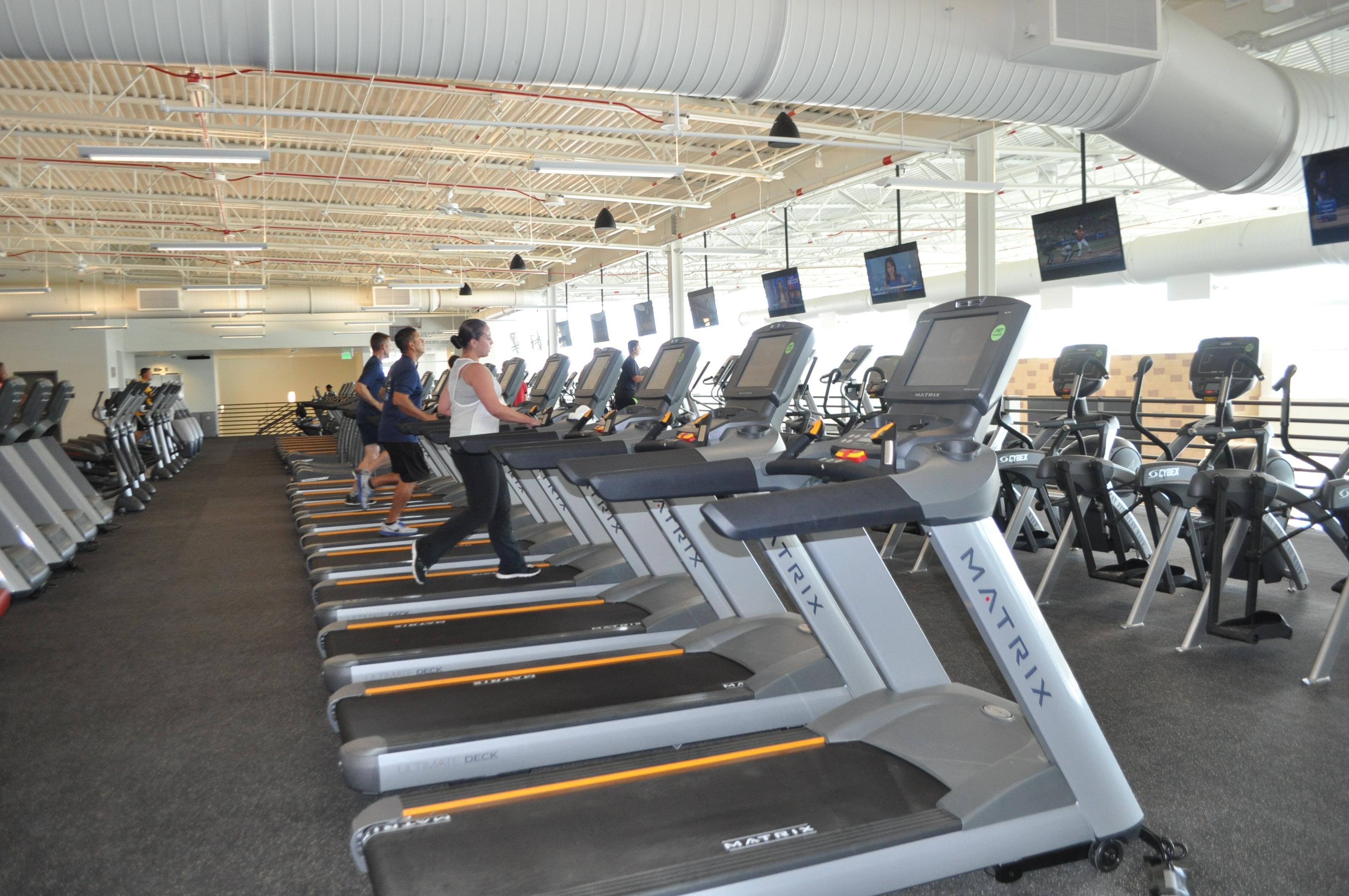 Navy Base North Island Gym