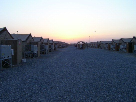 Another week living in iraq coronado times beautiful ali al salem kuwait once your inprocessed your assigned to a specific tent that lies somewhere out there in the maze of tents sciox Images