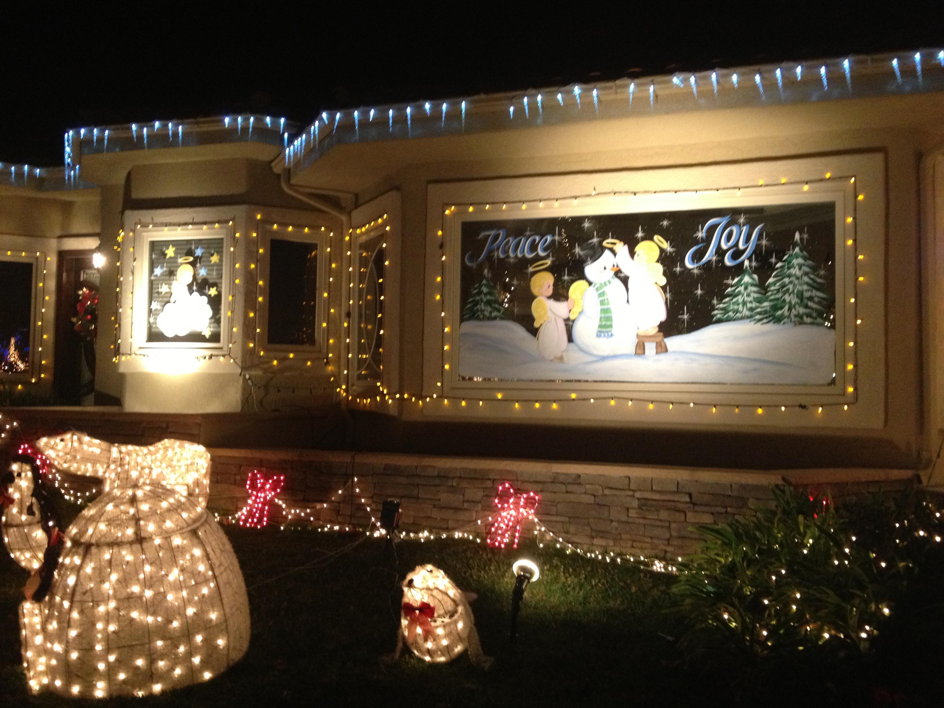 Point Loma Christmas Lights
