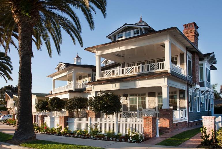 Coronado Island Beach Home Rentals