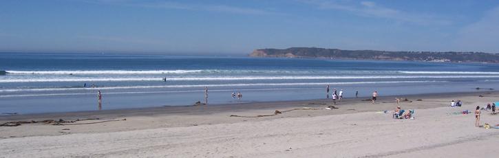 Coronado Island Beaches