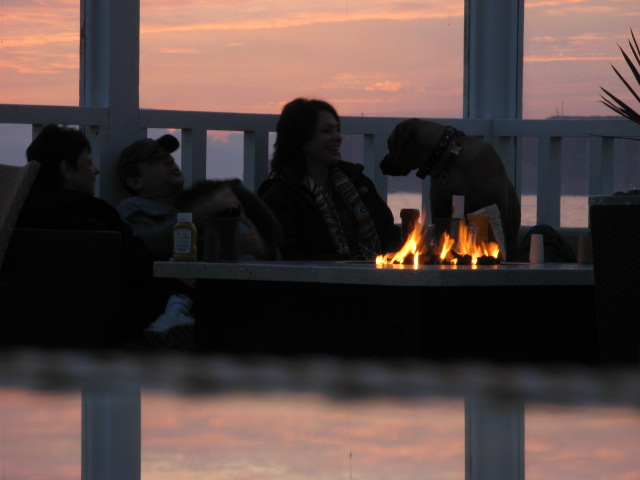 Sun Deck Bar and Grill ~ Hotel Del Coronado